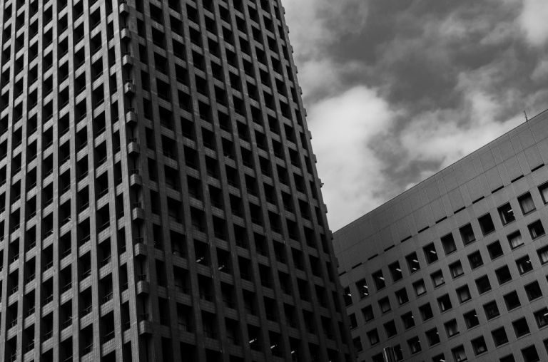 Abstract Photo of Buildings