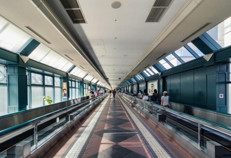 Photo of Ebisu Station