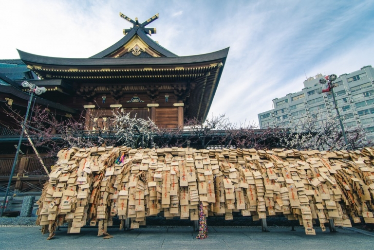 Photo of Yushima Tenjin Shrine