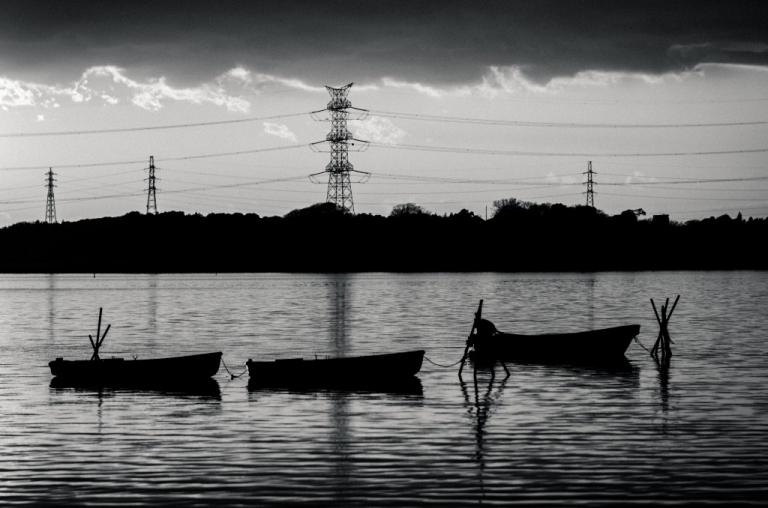 Photo of three boats