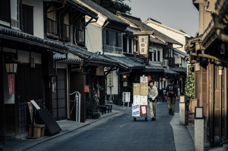 delivery service in Kurashiki