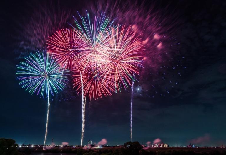 Matsudo Fireworks Festival