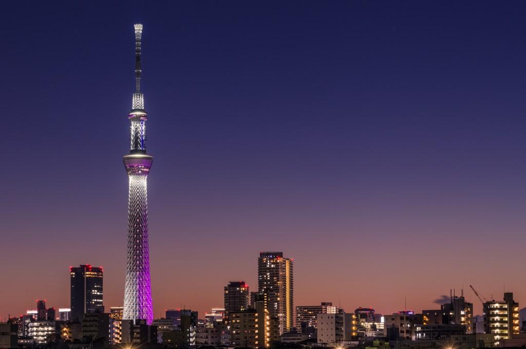 Photo of Tokyo Skytree