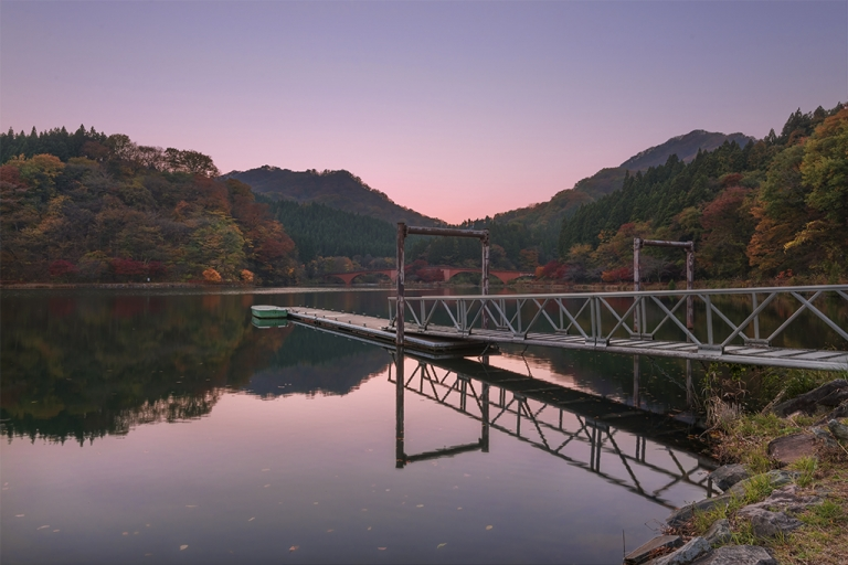 Photo of Usui Lake Gunma Prefecture