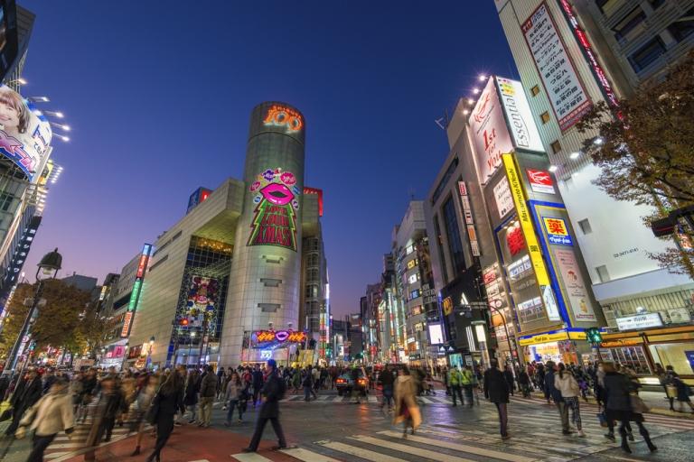 Photo of Shibuya Tokyo