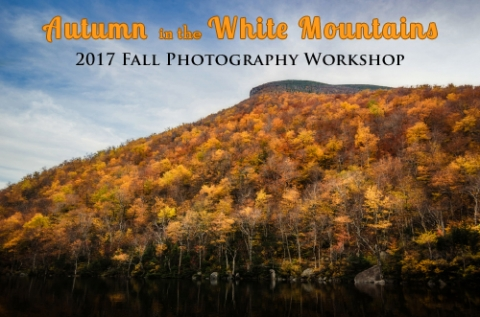White Mountains Autumn Workshop