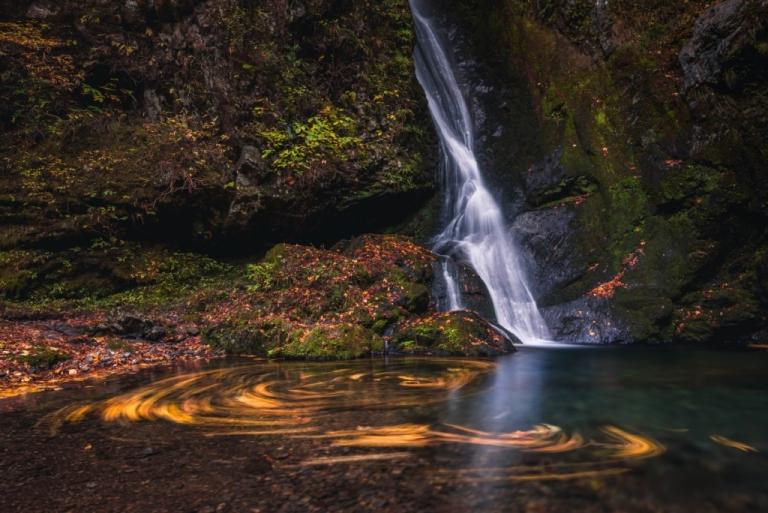 Unasawa Great Falls