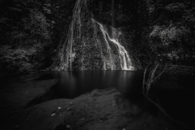 Yomogi Fudo Falls Japan