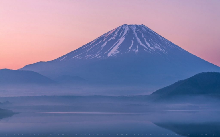 Mt Fuji Sunrise