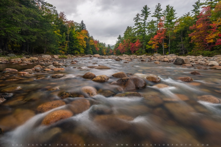 Autumn Swift River New Hampshire